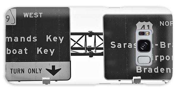 Bradenton Galaxy Case - Signs by Betsy Knapp