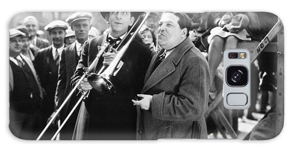 Trombone Galaxy Case - Silent Still: Musicians by Granger
