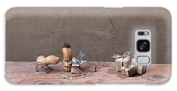 Wrap Galaxy Case - Simple Things - Christmas 06 by Nailia Schwarz