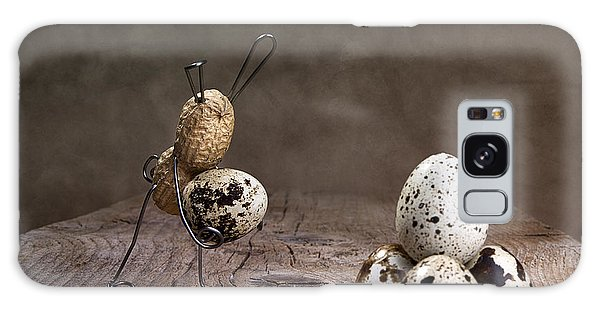 Eggs Galaxy Case - Simple Things Easter 07 by Nailia Schwarz