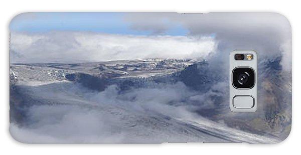 Skaftafell Panorama Galaxy Case by Rudi Prott