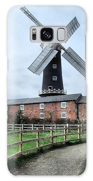 Skidby Windmill Galaxy Case