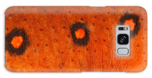 Skin Of Eastern Newt Galaxy Case
