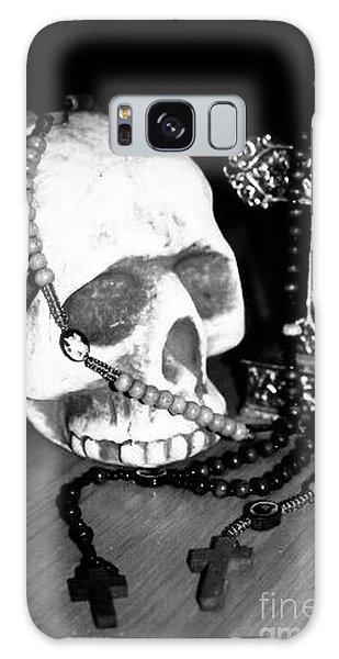 Skull 5 Galaxy Case