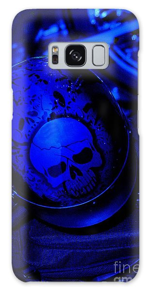 Skull Cap Galaxy Case