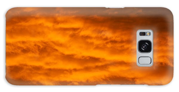 Sky Of Fire Galaxy Case
