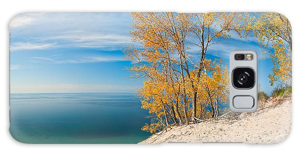 Sleeping Bear Dunes Vista 001 Galaxy Case
