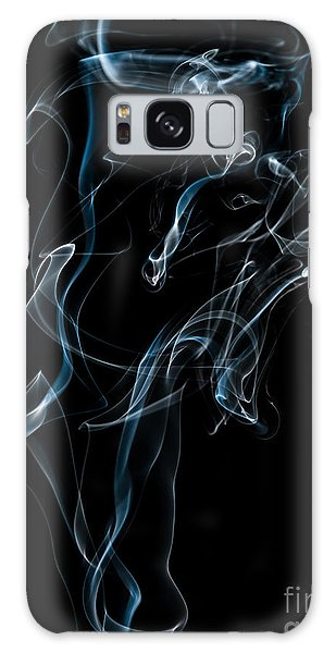 Smoke-6 Galaxy Case