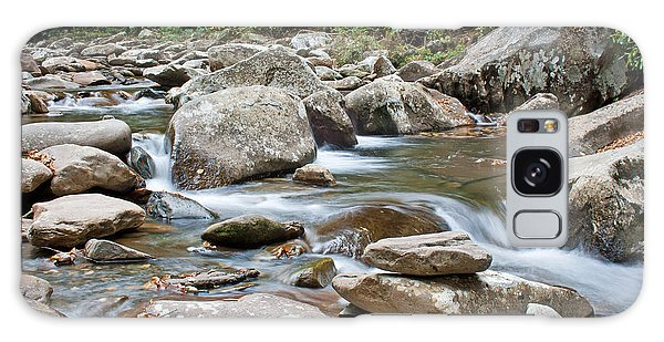 Smoky Mountain Streams Galaxy Case