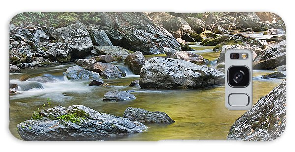 Smoky Mountain Streams II Galaxy Case