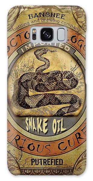 Snake Oil Galaxy Case