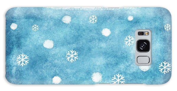 Recycle Galaxy Case - Snow Winter by Setsiri Silapasuwanchai