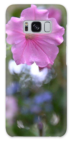 Soft Pink Galaxy Case by Bonnie Myszka