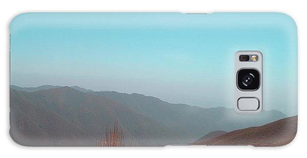 View Galaxy Case - Southern California Mountains 2 by Naxart Studio
