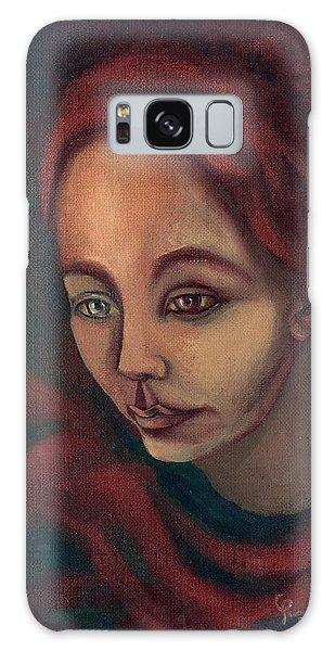 Spanish Ginger  Galaxy Case by Rachel Hershkovitz