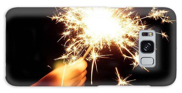 Fireworks Galaxy Case - Sparklin' by Trish Tritz