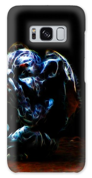 Speak No Evil Gargoyle Galaxy Case