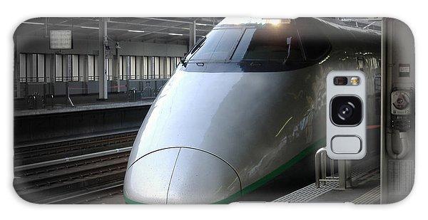 Train Galaxy S8 Case - Speed Train by Naxart Studio