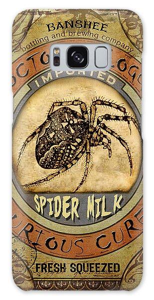 Spider Milk Galaxy Case