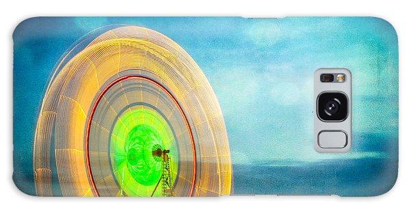 Spinning 2 Galaxy Case