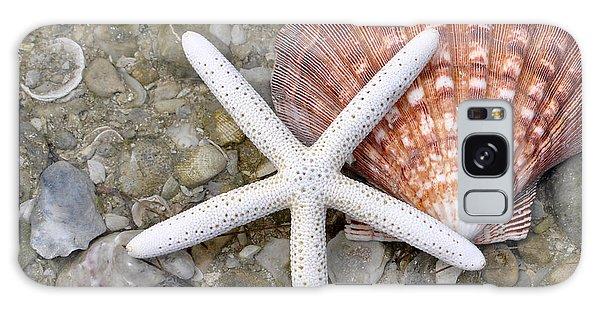Spirit Of The Seashore  Galaxy Case