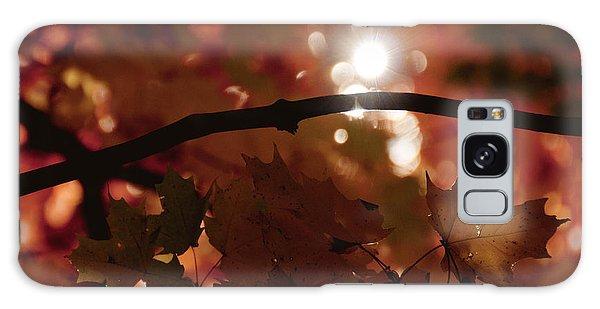 Spotlight On Fall Galaxy Case by Cheryl Baxter