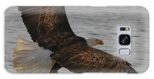 Spread Eagle Galaxy Case by Kym Backland