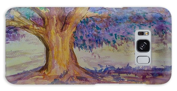 Spring Beauty Galaxy Case by Judi Goodwin