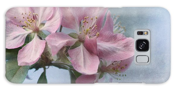 Spring Blossoms For The Cure Galaxy Case
