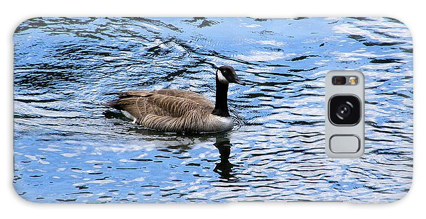 Spring Goose Galaxy Case by Wendy McKennon