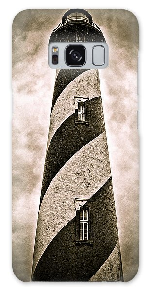 St Augustine Lighthouse Galaxy Case by Bill Howard