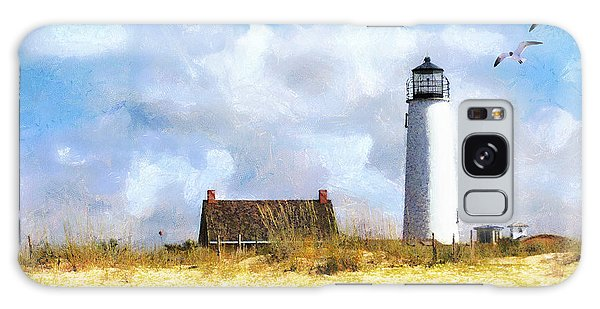 St. George Island Lighthouse Galaxy Case