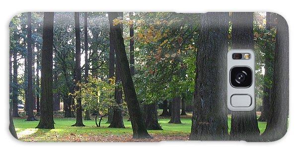 St. John's Trees Galaxy Case