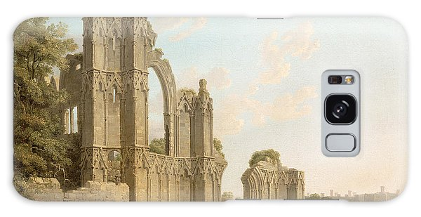 Dilapidation Galaxy Case - St Mary's Abbey -york by Michael Rooker