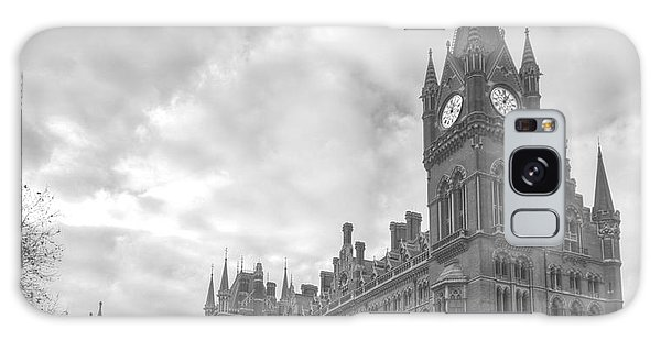 St Pancras Station Bw Galaxy Case