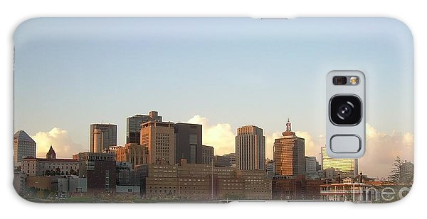 St. Paul Skyline Galaxy Case