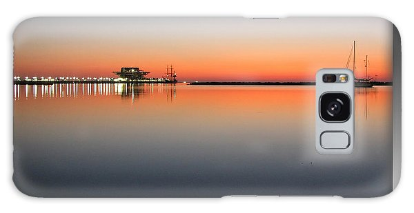 St. Pete Sunrise Galaxy Case