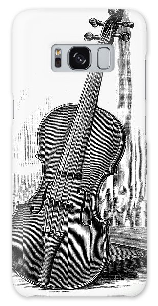 Violin Galaxy Case - Stainer Violin by Granger