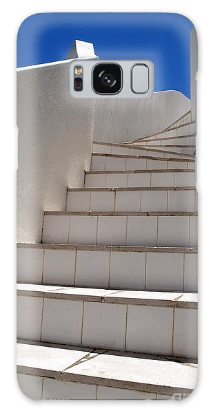 Stair To The Sky Galaxy Case