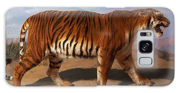 Stalking Tiger Galaxy Case