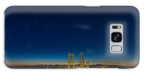 Star Night Over The Narrows Galaxy Case by Ken Stanback