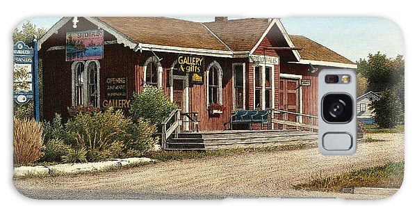Station Gallery Fenelon Falls Galaxy Case