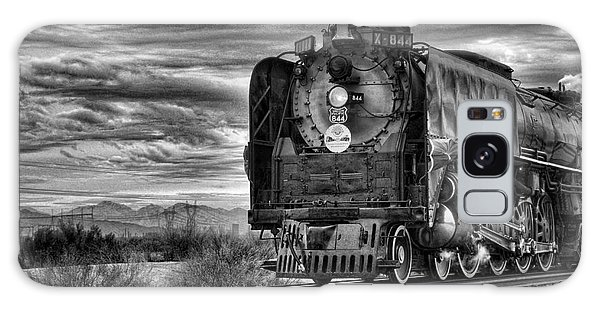 Steam Train No 844 - Iv Galaxy Case by Donna Greene