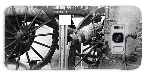 #steampunk #wheel Galaxy Case