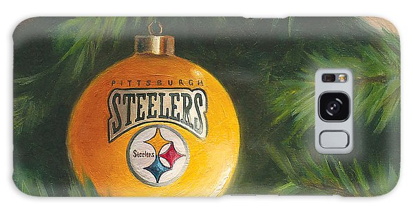 Steelers Ornament Galaxy Case