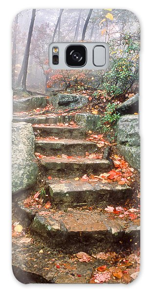 Steps Cloudland Canyon Galaxy Case