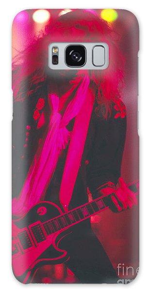 Steve Clarke Galaxy Case by David Plastik