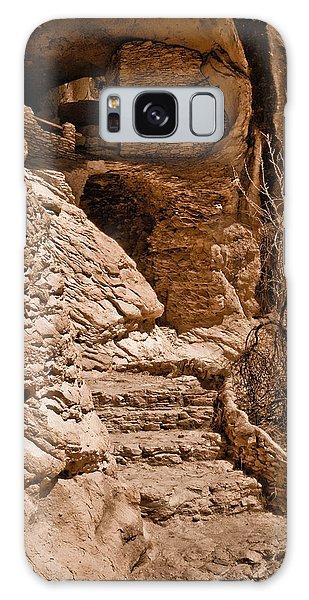 Stone Stairway Galaxy Case