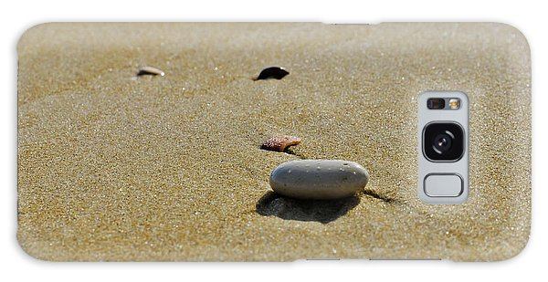 Stones In The Sand Galaxy Case