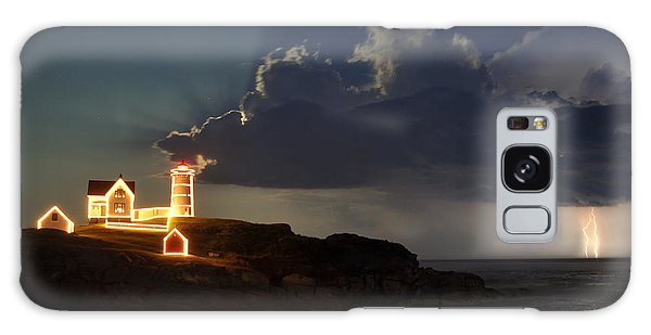 Storm Energizes The Lightning And The Lighthouse Galaxy Case